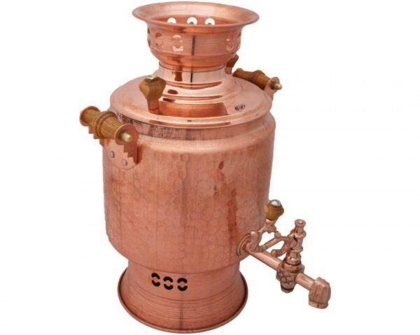 Coal Samovar (Copper)