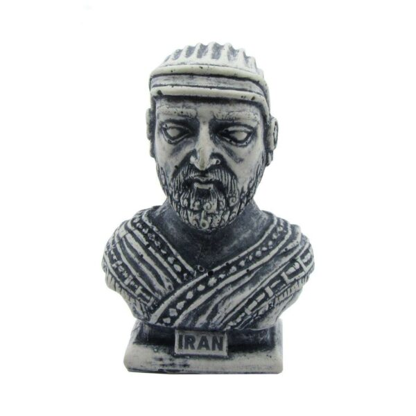 Cyrus the Great Persian king Statue