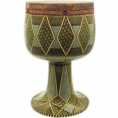 Persian Shirani Tonbak Tombak Zarb Drum Model Atossa