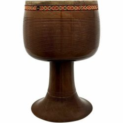 High quality Persian drum Tonbak, Tombak Shirani Model 1 Stamp