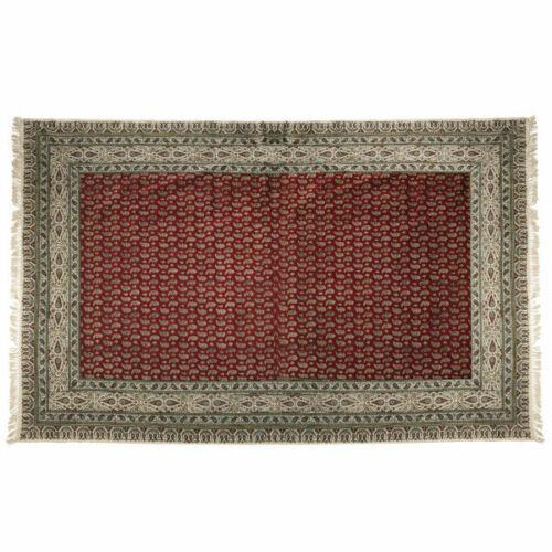 Block Printed (Kalamkari) Tablecloth, Model Atrian 01