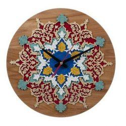 Moaragh Kari Persian Wall Hanging Clock 02