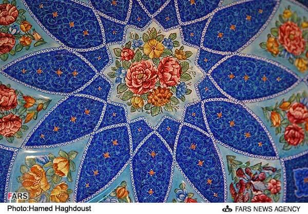 Persian (Iranian) Minakari