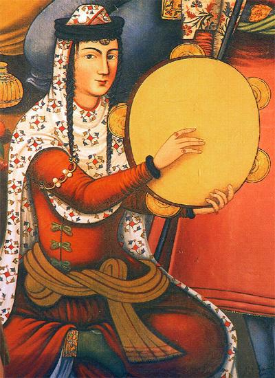 Persian Daf Instrument   Persian Music Shop