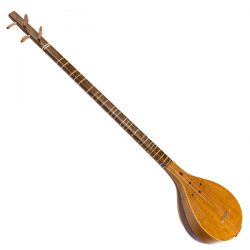 Persian Setar Musical Instrument Avayeh Del Model Darafsh