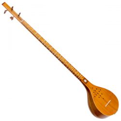 Persian Setar Musical Instrument IranSaz Model barg33
