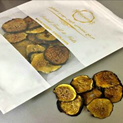 Dried Mission Figs (Sliced, High Quality)