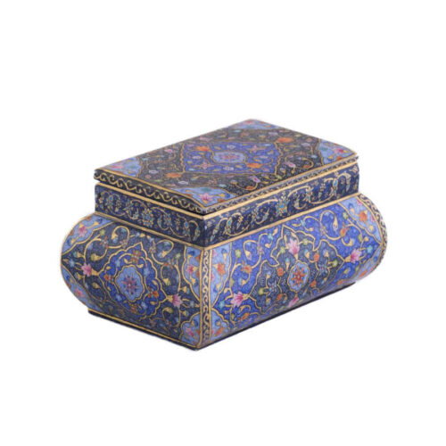 Persian Bone Jewelry box Handicraft 02