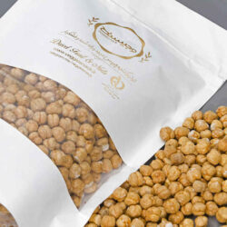 Crunchy Chickpeas (Salted, Roasted)