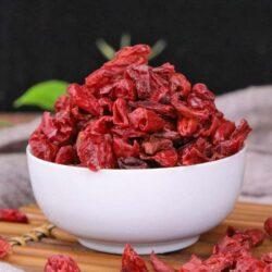 Dried Cornelian Cherry, 900 Gram