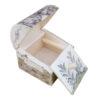 Persian Bone Jewelry box Handicraft B232