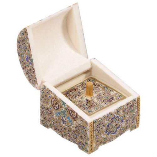 Persian Bone Jewelry box Handicraft Goharan 211