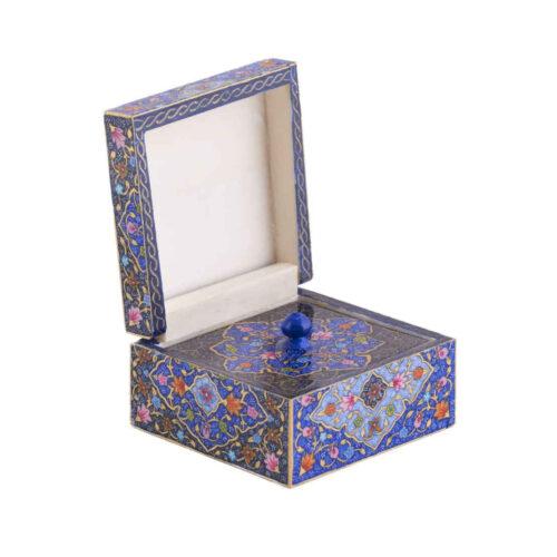 Persian Bone Jewelry box Handicraft 44