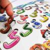 Persian Alphabet Training Game MO411