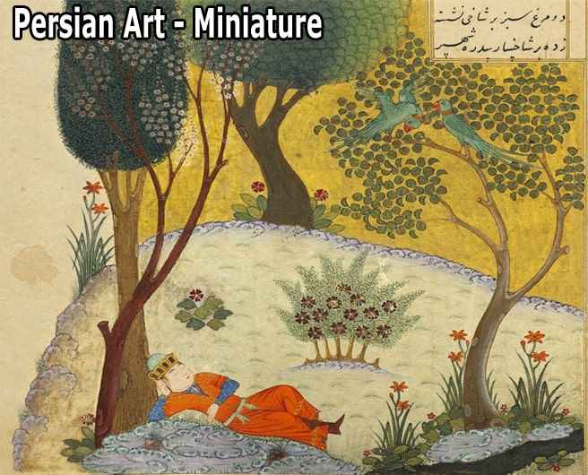 Persian Art - Miniature Painting Store | ShopiPersia