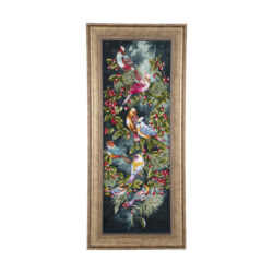 Handmade Persian Tableau Rug - A10