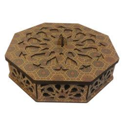 Wooden Tea Bag Box 02