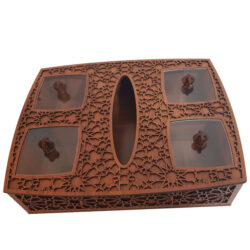 Wooden Tea Bag Box Toranj Cam