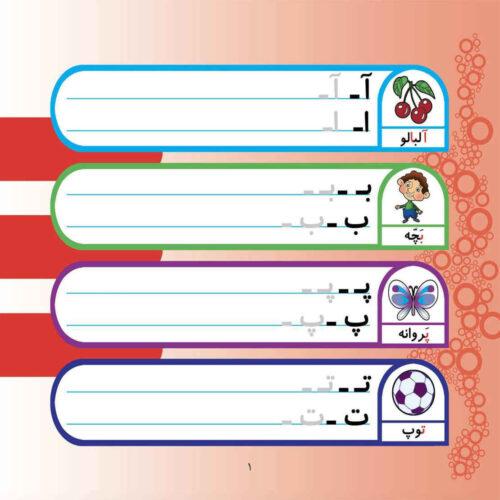 Teaching Persian Alphabet & Numbers