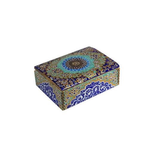 Persian Bone Jewelry box Handicraft SH74