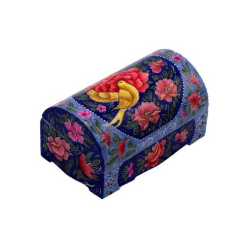 Persian Bone Jewelry box Handicraft M3