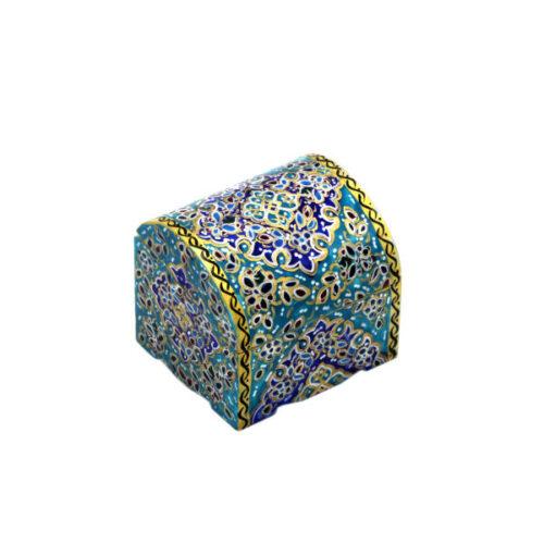 Persian Bone Jewelry box Handicraft M11