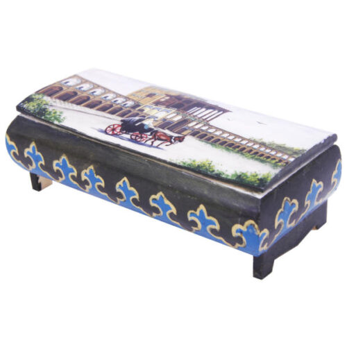 Persian Bone Jewelry box Handicraft 238