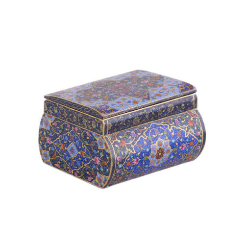 Persian Bone Jewelry box Handicraft Tile212
