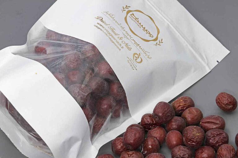 Dried Jujube Dates - Chinese Red Dates, 900 Gram