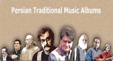 Persian Traditional Music Albums | ShopiPersia Online Music Shop