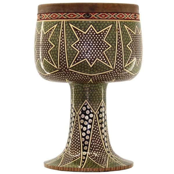 Persian Shirani Tombak Tonbak Zarb Drum Model Star