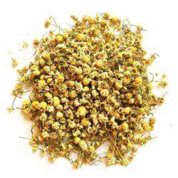 Dried Chamomile Flowers, 750 Gram (Organic)