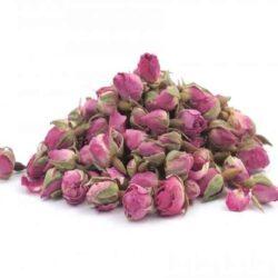 Dried Damask Rose Buds, 900 Gram