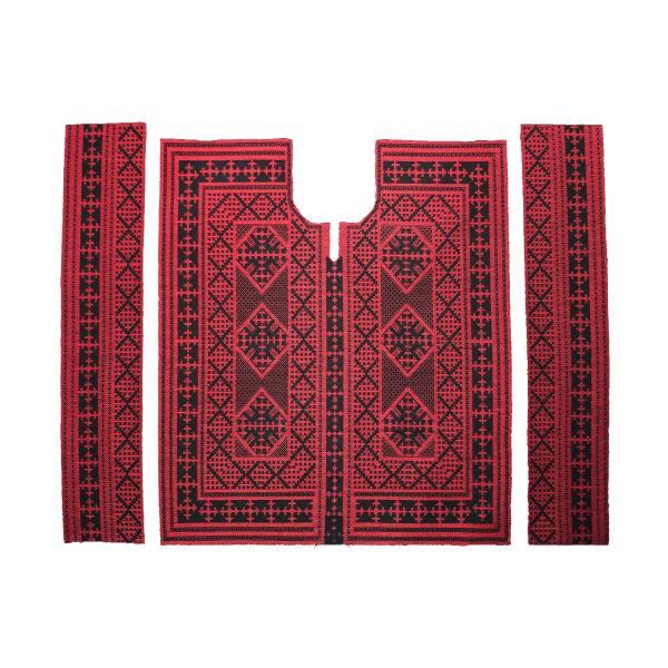 Balochi Embroidery Dress Panel