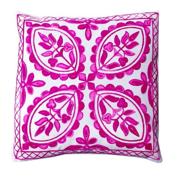 Set of 2 Suzani Cushion Cover A78