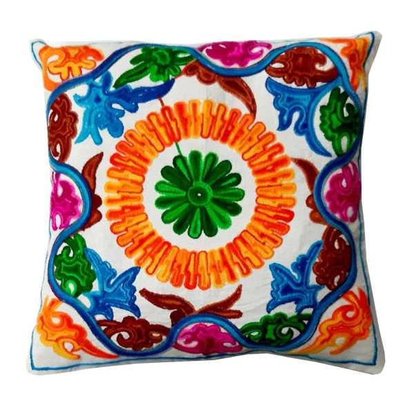 Set of 2 Suzani Cushion Cover A73
