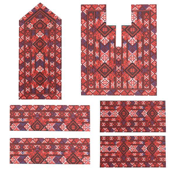 Balochi Embroidery Dress Panel PK
