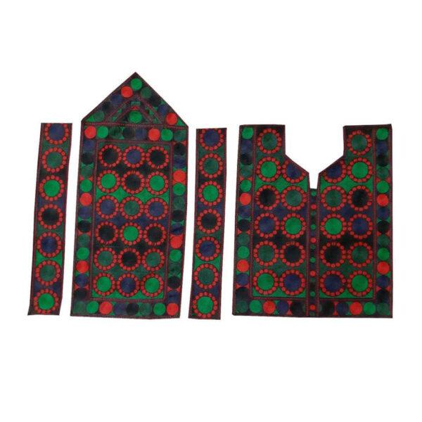 Balochi Suzani Embroidery Dress Panel