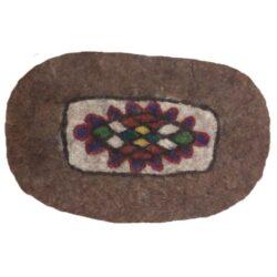 Persian Handmade Felt Carpet M7