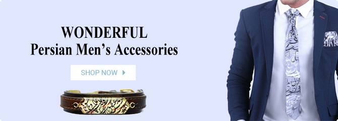 Persian Men's Accessories Fashion Store | Online Persian Fashion Store - ShopiPersia