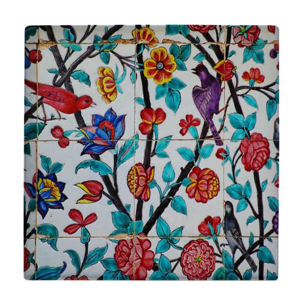 Persian Ceramic Tile Flower WK579