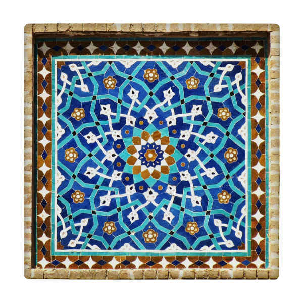 Persian Ceramic Tile wk189