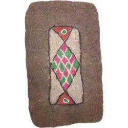 Persian Handmade Felt Carpet M9