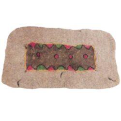 Persian Handmade Felt Carpet Q1