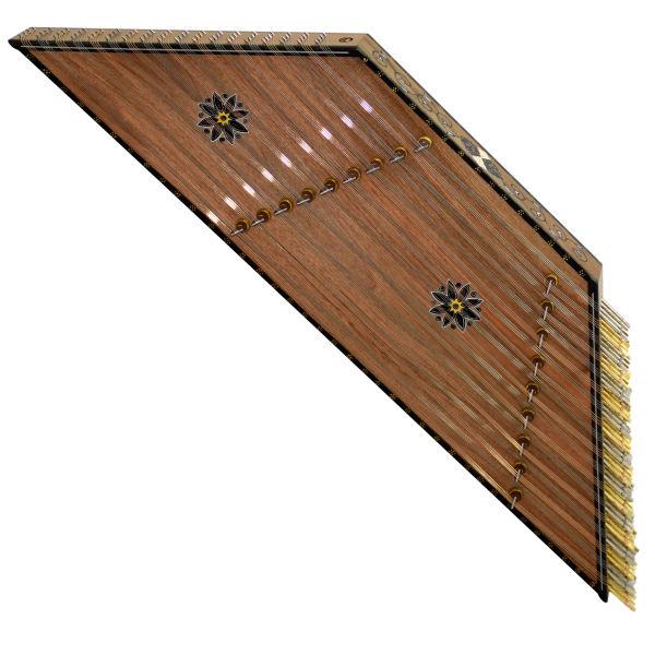 Persian Santoor Santur Dulcimer Diba