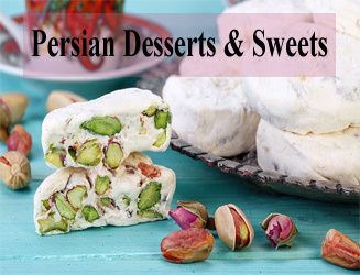 Persian Sweets & Desserts Store | ShopiPersia