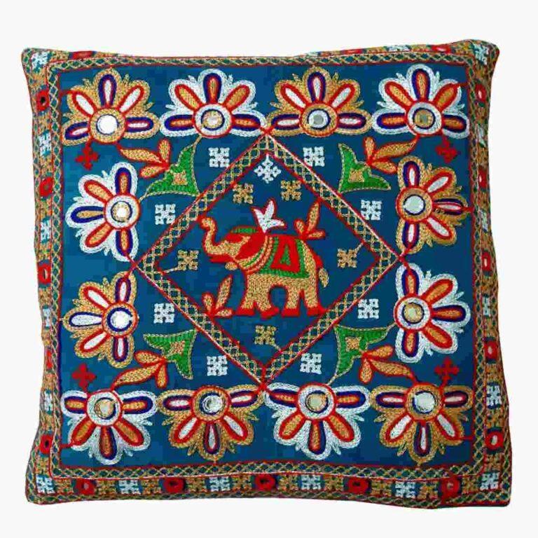 Set of 2 Suzani Cushion Cover A28
