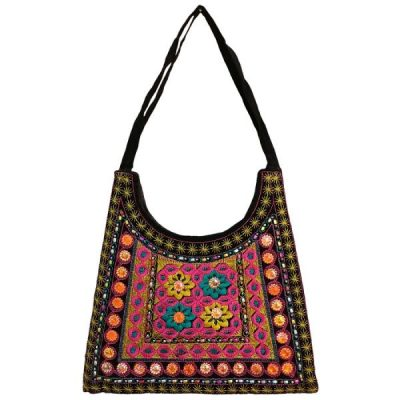 Balochi Embroidery Suzani Handbag KF