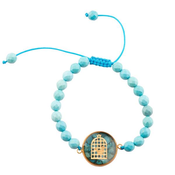 Persian Bracelet, Morghe Amin