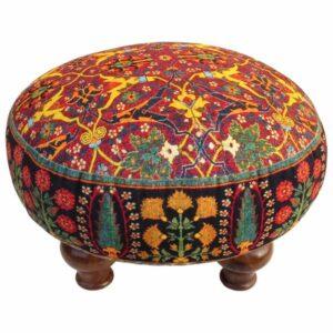 Persian Footstool Pouf KA14